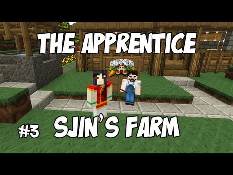 The Apprentice: Sjin's Farm - #3 - Crop Farming