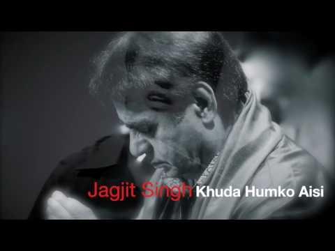 Jagjit Singh - Khuda Humko Aisi - Live Digitally Enhanced