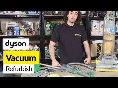 How to refurbish a Dyson Vacuum Cleaner