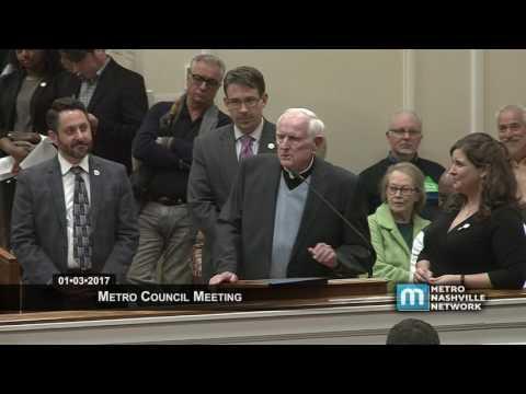 01/03/17 Metro Council Meeting