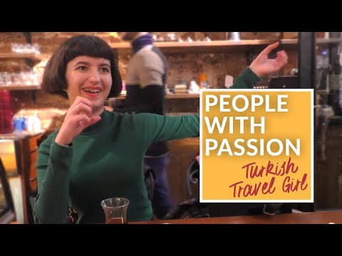 Heartbeat - From People with Passion // One Day with Irem - A turkish woman wants to travel