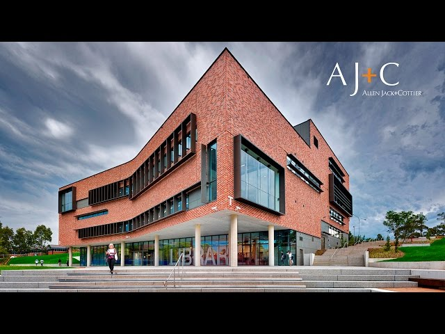AJ+C John Phillips Library at Western Sydney University