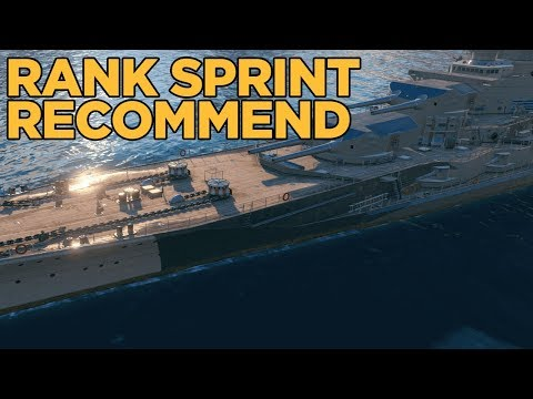 Tier 6 Rank Sprint Recommendations - World Of Warships