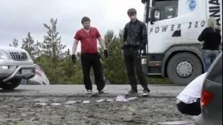 Дальнобойщикам респект, трасса Тюмень -Сургут 2013 -06.