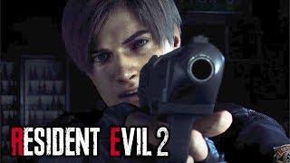 Resident Evil 2 Remake Gameplay -  RE2 Remake - E3 2018 - COM MINHA NARRAÇÃO