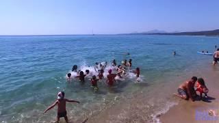 Campeggio Villaggio Sos Flores a Tortolì, Ogliastra, in Sardegna - Video Drone