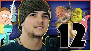 IMPRESSIONS CHALLENGE 12 | Mikey Bolts