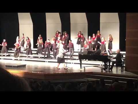 The Rhythm of Life - Fishers jr High(Jr High Choral Festival HSE School)