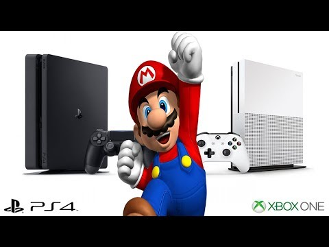Xbox One, Ps4, & Switch Will Be Defined By It's Games...PERIOD!