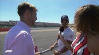 LIVE British GP build up: Drivers' parade