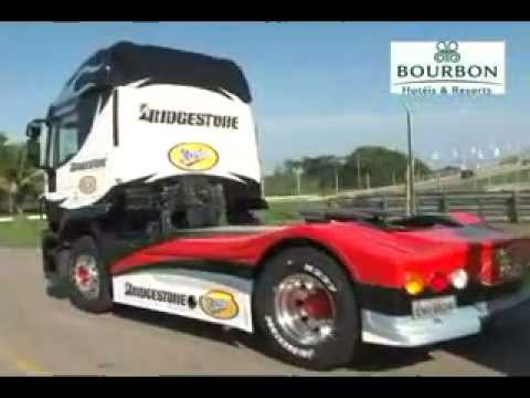 Bastidores da Fórmula Truck - Rio 11 - Bourbon Rio de Janeiro Residence