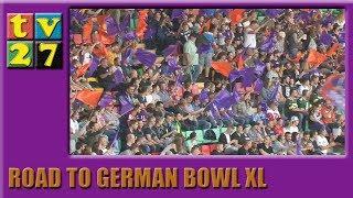 AFC Frankfurt Universe - 11 years to German Bowl