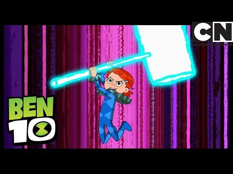 Цирк да и только | Бен 10 на русском  | Cartoon Network