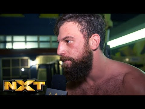 Drew Gulak challenges Kushida to a Submission Match: NXT Exclusive, May 29, 2019