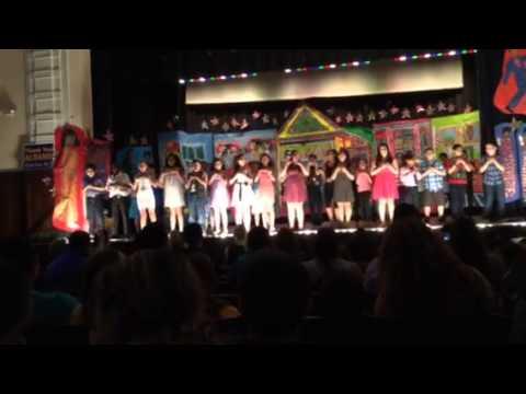 James Otis School East Boston Motown Finale 5th Grade