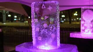 20. Starptautiskais Ledus skulptūru festivāls Jelgavā 2018