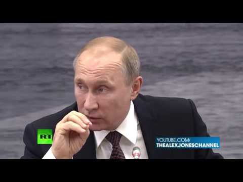 Putin's Dire Warning: Nuclear War 2016