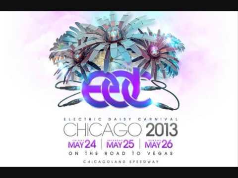 Gareth Emery - Live @ Electric Daisy Carnival (Chicago, 24.05.2013)
