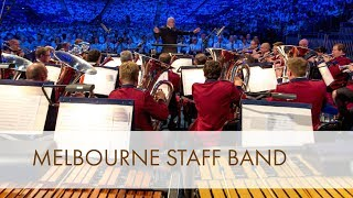 12th November 2017 Melbourne Staff Band - Stafaband