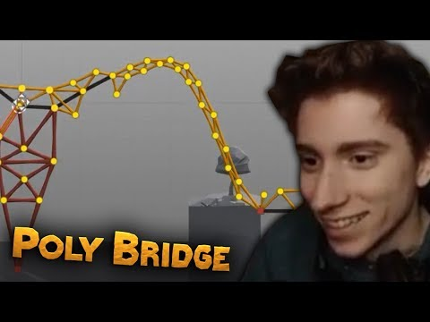 HOW AM I SO GOOD (Poly Bridge)