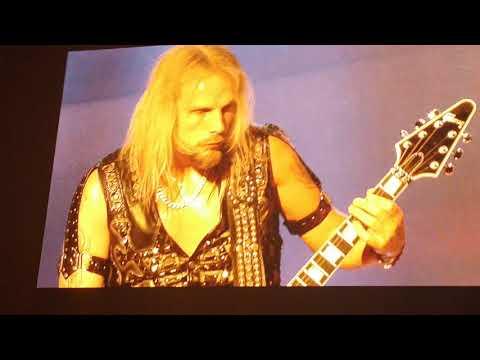 Judas Priest Bethel Woods September 02 2018