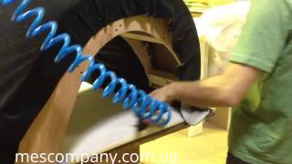 Закругленный диван изготовление на заказ(, 2016-04-28T14:25:07.000Z)