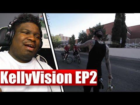 Wild Boy (EP.2) | KellyVision Season 2 | Machine Gun Kelly - REACTION