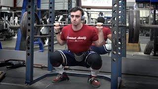 How Weak Is My Squat Now?
