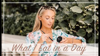 WHAT I EAT IN A DAY // SUSTAINABLE & Healthy Home Made Food // Fashion Mumblr