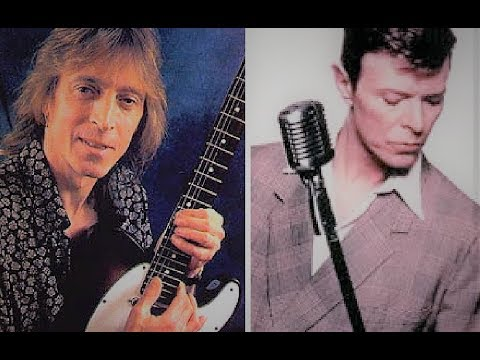 MICK RONSON Ft BOWIE ~ LIKE A ROLLING STONE