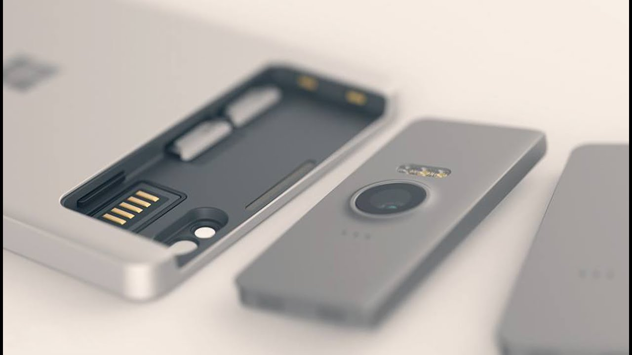 microsoft surface phone removable camera concept 2017