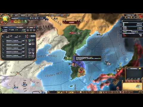 Let's Break Europa Universalis IV - Minghals Exploit 03b - Well, it's broken alright