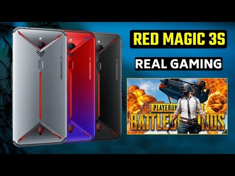 Nubia Red Magic 3S review ! the Cheapest Gaming Smartphone in India for now!