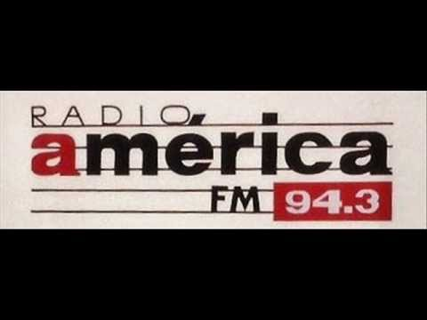 Radio América 94.3 FM (1994 Perú)