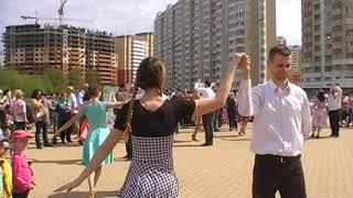 Вальс Победы 2018. г. Железнодорожный (Балашиха)