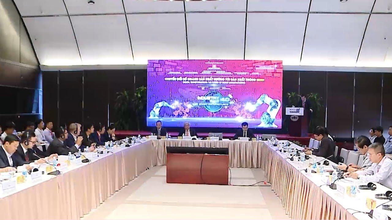 Diễn đàn cấp cao và Triển lãm quốc tế về Công nghệ 4.0