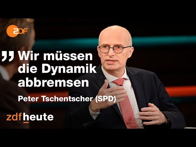 Tschentscher und Epidemiologe Stöhr über Corona-Strategie    Markus Lanz vom 29. Oktober 2020