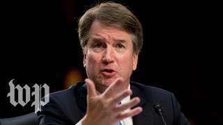 Day three of Brett Kavanaugh's Supreme Court confirmation hearing thumbnail