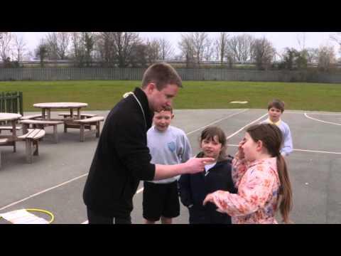 Gwers Enghreifftiol o Uned 3 Llythrennedd Corfforol | Example Lesson from Physical Literacy Unit 3