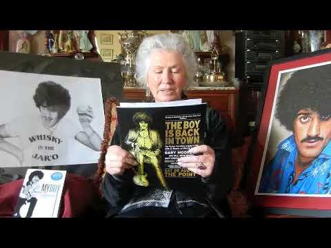 Philomena Lynott Introduces Gerry Quigley & The Nomadic Druids To Australia