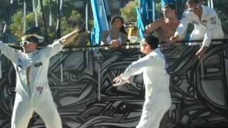 San Francisco Decom 2010 - Dancetronauts - Strip Ship