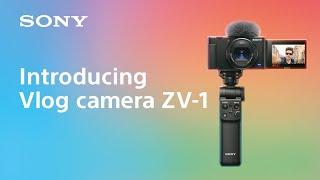Sony ZV1 Sony ZV 1 Kamera Vlog Compact Digital Camera GARANSI RESMI