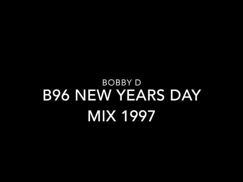 BOBBY D B96 NEW YEARS DAY MIX 1997