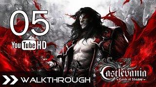 Castlevania Lords of Shadow 2 Walkthrough Gameplay - Part 5 (Trevor Belmont - Sciences District)