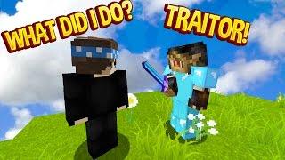 MAKING KID BETRAY HIS BEST FRIEND ON MINECRAFT (Minecraft Trolling)