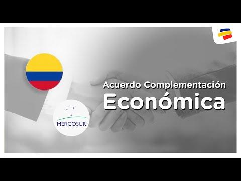 Acuerdos De Complementación Económica CAN - Mercosur | CI | Bancolombia