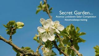 Secret Garden  #atomoskeepcreating