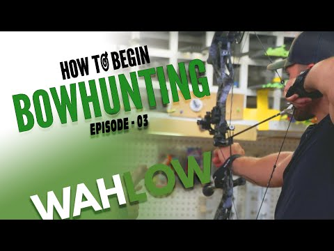How To Begin Bowhunting 3 (Setting Up Your Bow)