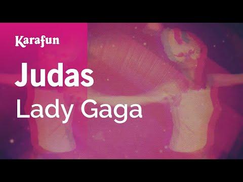 Karaoke Judas - Lady Gaga *