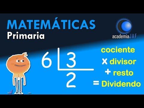 la-prueba-de-la-divisiÓn---matemáticas-primaria